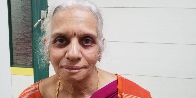 PRS treatment knee osteoarthritis India Dr AK Venkatachalam