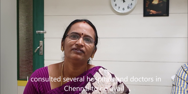 Adipose stem cell therapy Knee osteoarthritis Chennai India Dr.A.K.Venkatachalam